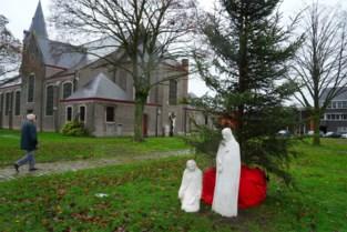 """Geen kerststal in Oostakker door """"wegenwerken"""""""