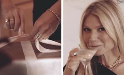 Gwyneth Paltrow doet zichzelf vibrator cadeau