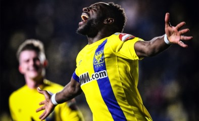 Anderlecht én Club Brugge willen STVV-spits Yohan Boli