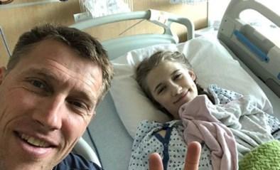 """14-jarige kleindochter van Eddy Merckx moet twee jaar chemotherapie ondergaan: """"Dit zou geen kind moeten meemaken"""""""