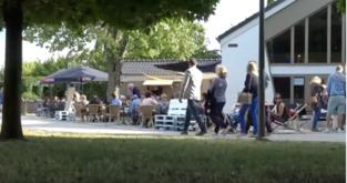 Stad zoekt exploitant voor cafetaria op Viander
