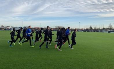 Blije gezichten op training bij Club Brugge in aanloop naar de topwedstrijd tegen Real Madrid: amper blessurezorgen