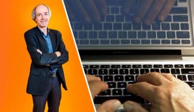 """Professor geeft tips om jezelf te beschermen op internet: """"Mobiel bankieren? Ik doe het niet"""""""