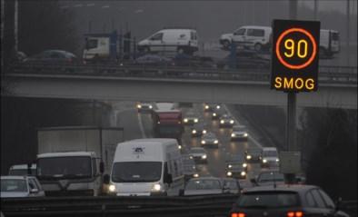 Klimaatplan wil ons trager doen rijden: vaker 90 per uur op snelwegen door strenger smogalarm