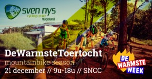Warmste Toertocht steunt Join2Bike