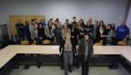 Leerlingen De Vesten gaan op inleefreis naar Auschwitz