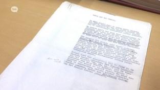 VIDEO. Oude filmscript van Louis Paul Boon verkocht voor zo'n 4.000 euro
