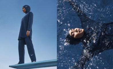 """Nike komt voor het eerst met hijab-badpak: """"Willen meer vrouwen laten genieten van sport"""""""