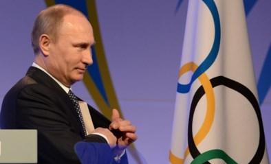 """Boze Poetin hekelt """"politiek gemotiveerde"""" beslissing om Rusland uit te sluiten op Olympische Spelen"""