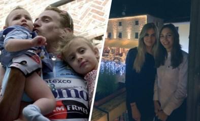 """Cameron Vandenbroucke verrast halfzus Margaux in Italië: """"Ze was in shock toen ze me zag"""""""