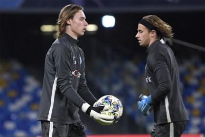 Genks keepersdilemma in Napels: Maarten Vandevoordt kan jongste debutant in Champions League worden