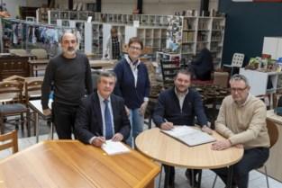 IDM en kringwinkel De Cirkel vernieuwen samenwerking