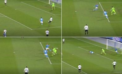 Drama voor Maarten Vandevoordt (Genk): jongste doelman ooit zwaar in de fout