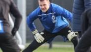 Simon Mignolet wil lat hoger leggen voor Club Brugge
