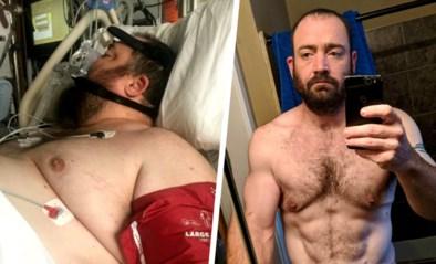 Van morbide obesitas naar afgetraind lichaam: Adam deelt hoe hij in twee jaar tijd bijna 100 kilogram verloor