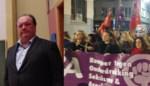 UGent overweegt tijdelijke schorsing van studentenvereniging KVHV na seksistische lezing van Jeff Hoeyberghs