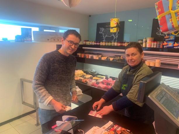 Unizo Zuid-Kortrijk voert lokale actie