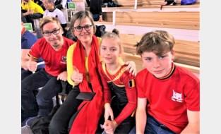 Gymnaste Lani Spiessens (11) vijfde op WK voor jongeren in Tokio