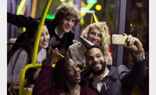 De Lijn zet opnieuw feestbussen in op oudejaar en nieuwjaar