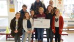 Leerlingen Basisschool Erasmus steunen Back on Track Fonds