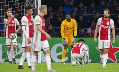 Verbijstering in groep H: Ajax voor eigen publiek gewipt