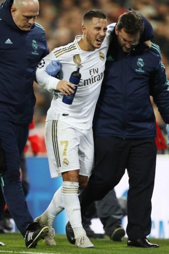 """Zidane: """"Operatie voor Eden Hazard is nog niet aan de orde"""""""