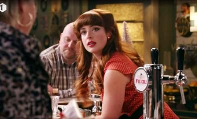 """Sopraan wordt cafébazin in 'Thuis': """"Tussen al die iconen van de Vlaamse televisie staan, fantastisch!"""""""