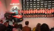 Team Sunweb stelt zijn ploeg voor volgend seizoen voor, maar Belgen Tiesj Benoot en Ilan Van Wilder moeten van in het publiek toekijken