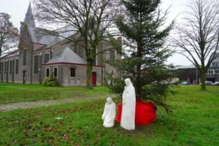 Geen plaats in de herberg, en nu zelfs geen stal voor Maria en Jozef