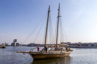 Tall Ship Rupel krijgt belangrijke onderscheiding voor jarenlange inzet voor jongeren