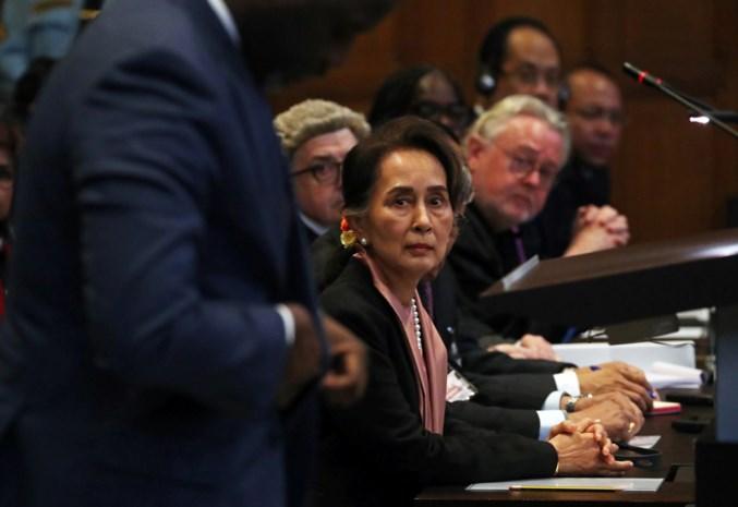 Hoe Nobelprijswinnares voor de Vrede zich vandaag in Den Haag moet verdedigen voor genocide