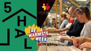 Een strip- vinyl en cd-beurs in Leuven