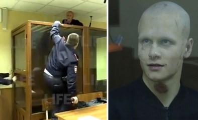 Duivelaanbidder bekent moord op zus (21) in rechtbank en doet ultieme poging om te ontsnappen