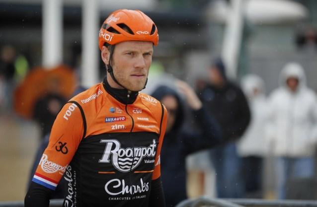 """Lars Boom stopt met koersen op de weg: """"Ik ga het plezier opzoeken, want van al die stress op de weg heb ik genoeg''"""