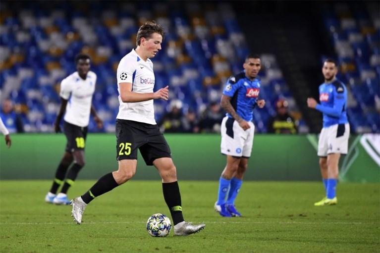 Napoli biedt ruim 20 miljoen euro voor Sander Berge