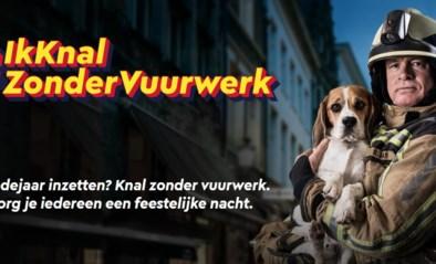 #ikknalzondervuurwerk: Brandweer lanceert nieuwe bewustmakingscampagne rond vuurwerk