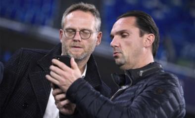 """Dimitri De Condé heeft duidelijke boodschap voor Genk-spelers met transferitis: """"Wie niet gelukkig is, kan beter vertrekken"""""""