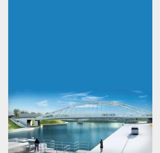 Twee jaar omleidingen voor komst nieuwe brug