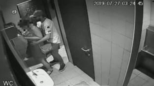Man gezocht die 24-jarige vrouw in toilet opwachtte en aanrandde