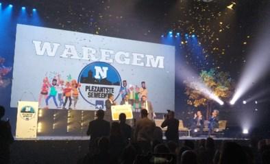 Waregem is de Plezantste Gemeente van Vlaanderen