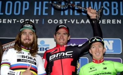 Peter Sagan staat na twee jaar afwezigheid terug aan de start in Omloop Het Nieuwsblad