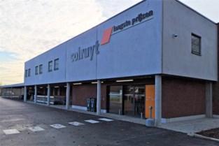 Nieuwe Colruyt is helft groter dan vorige en heeft ook een tankstation