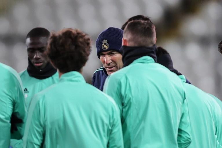 """De verwachte opstelling bij Club Brugge én Real Madrid: Openda en Schrijvers in de spits, Madrilenen starten met """"B-elftal"""""""