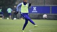 Hoopgevend nieuws bij Anderlecht: Vincent Kompany traint alweer mee