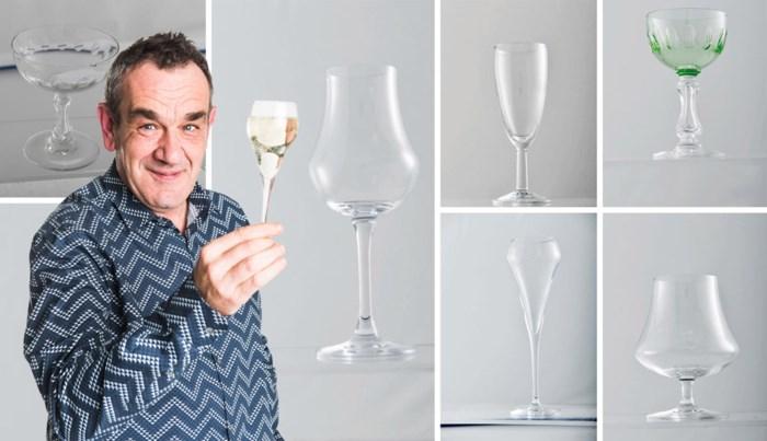 Alain Bloeykens kiest het perfecte glas voor uw wijn