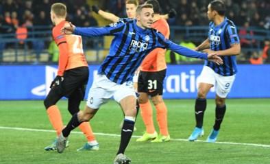 Kleine club, grote prestatie na horrorstart: Castagne schiet debutant Atalanta ronde verder in Champions League
