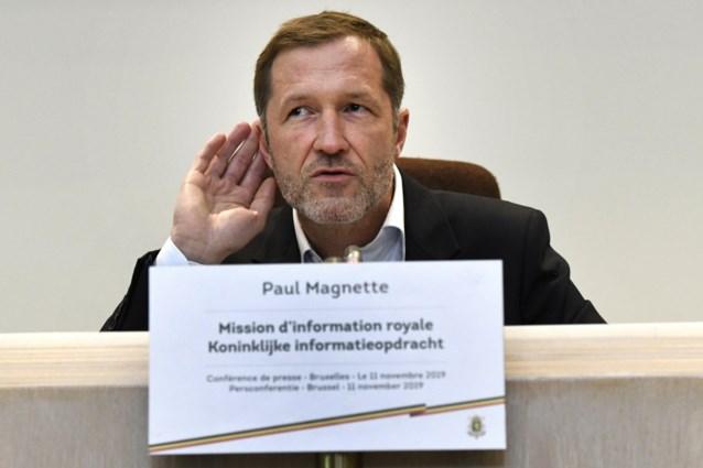 """Paul Magnette (PS) over Bart De Wever: """"Hij heeft alles gedaan om geen informateur te worden"""""""