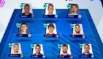 Eén Belg in Champions League-team van de week