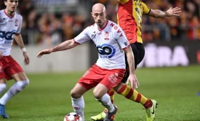 CLUBNIEUWS. Lepoint en Selemani ontbreken bij Kortrijk, Antwerp ontbindt contract van Ghandri