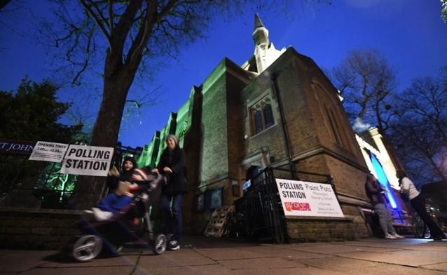 Stembureaus geopend voor Britse verkiezingen